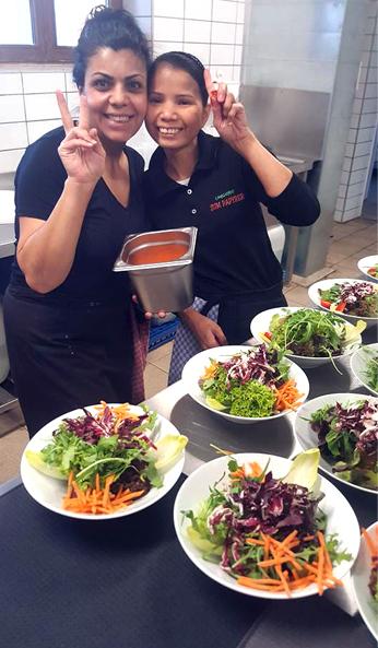Salatvorschläge